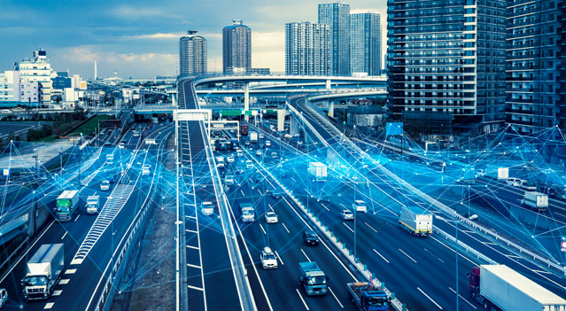 IoT en el transporte: ¿Cuáles son sus beneficios?